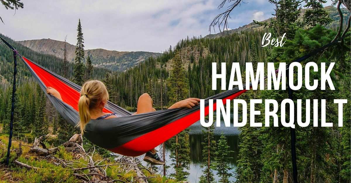 Best hammock underquilt
